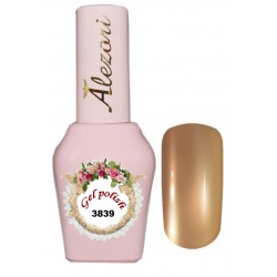 Alezori Gel polish №3839 15ml. Ημιμόνιμο βερνίκι.