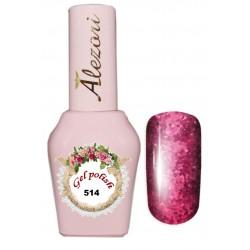 Alezori Gel polish №514 15ml. Ημιμόνιμο βερνίκι.