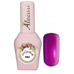 Alezori Gel polish №664 15ml. Ημιμόνιμο βερνίκι.