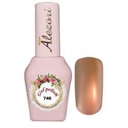 Alezori Gel polish №746 15ml. Ημιμόνιμο βερνίκι.