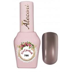 Alezori Gel polish №786 15ml. Ημιμόνιμο βερνίκι.