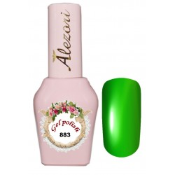 Alezori Gel polish №883 15ml. ΝΕΟΝ Ημιμόνιμο βερνίκι.