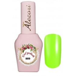 Alezori Gel polish №889 15ml. ΝΕΟΝ Ημιμόνιμο βερνίκι.