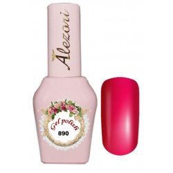 Alezori Gel polish №890 15ml. ΝΕΟΝ Ημιμόνιμο βερνίκι.