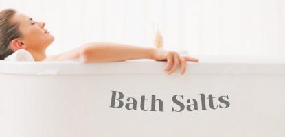 Άλατα Μπάνιου – Πώς Χρησιμοποιούνται Και Πώς Ωφελούν Το Σώμα Μας;