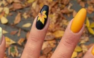 Κορυφαία Χρώματα Και Σχέδια Στα Νύχια Για Το Φθινόπωρο 2020