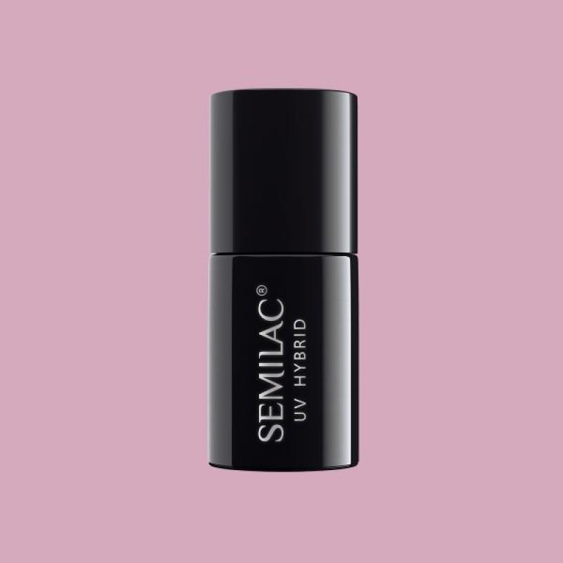 Ημιμόνιμο Βερνίκι Νυχιών-Μανό Semilac 058 Heather Grey 7ml