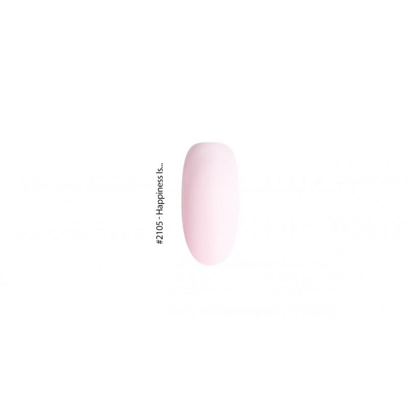 Ημιμόνιμο Βερνίκι Νυχιών - Μανό Gel It Up 2105 Happiness Is 11ml
