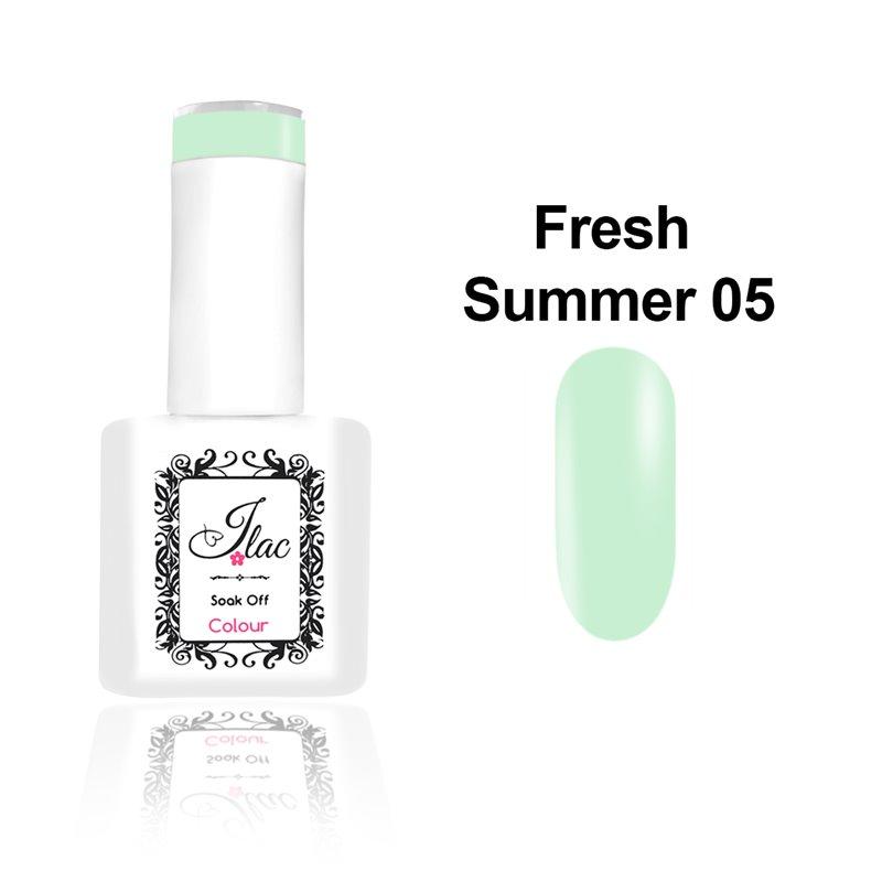 Ημιμόνιμο Βερνίκι Νυχιών - Μανό JLAC Summer Fresh 05 15ml