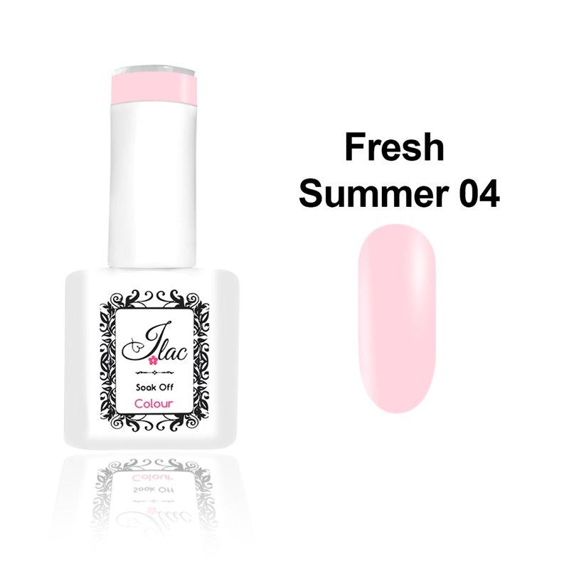Ημιμόνιμο Βερνίκι Νυχιών - Μανό JLAC Summer Fresh 04 15ml