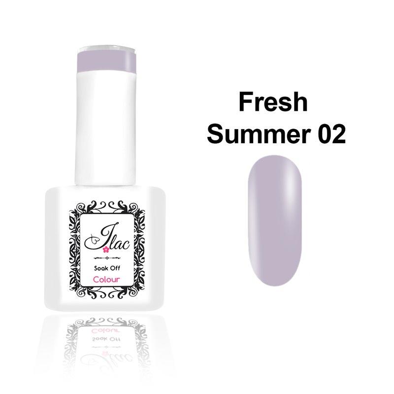 Ημιμόνιμο Βερνίκι Νυχιών- Μανό JLAC Summer Fresh 02 15ml