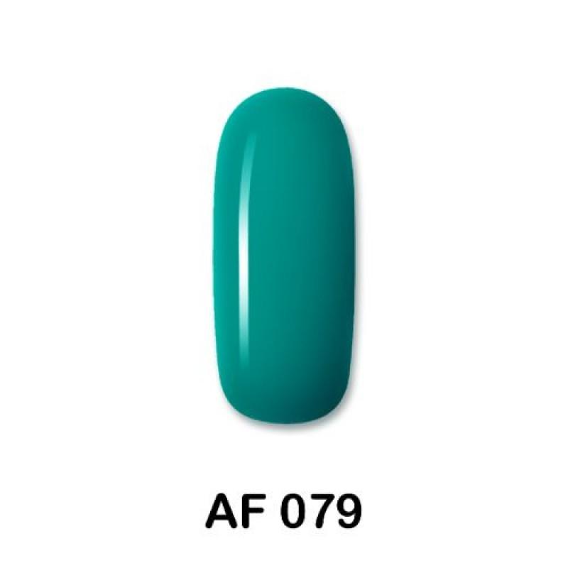 Ημιμόνιμο Βερνίκι Νυχιών - Μανό Aloha AF079 Emerald Green 15ml