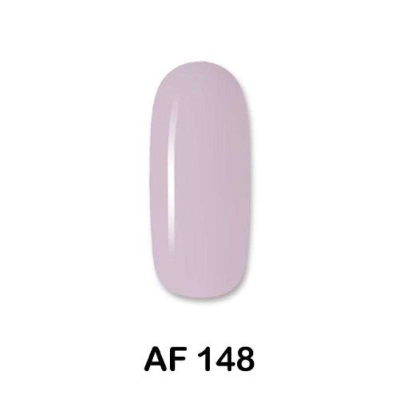 Ημιμόνιμο Βερνίκι Νυχιών - Μανό Aloha AF148 Dusty Pink  15ml