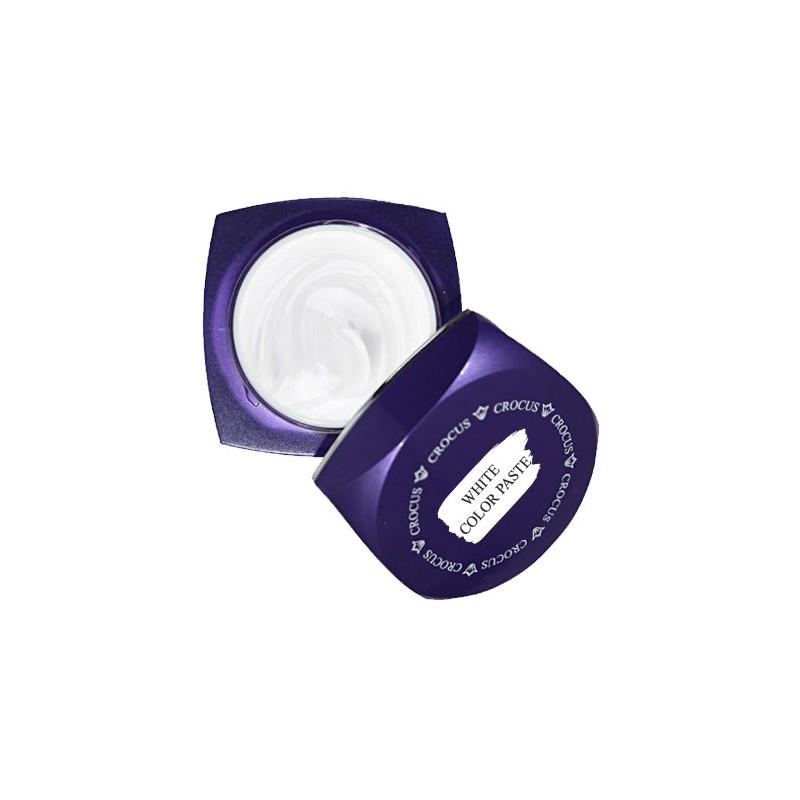 Crocus Color Paste White 5gr