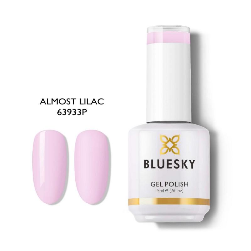 Ημιμόνιμο Βερνίκι Νυχιών - Μανό Bluesky 63933 Almost Lilac 15ml
