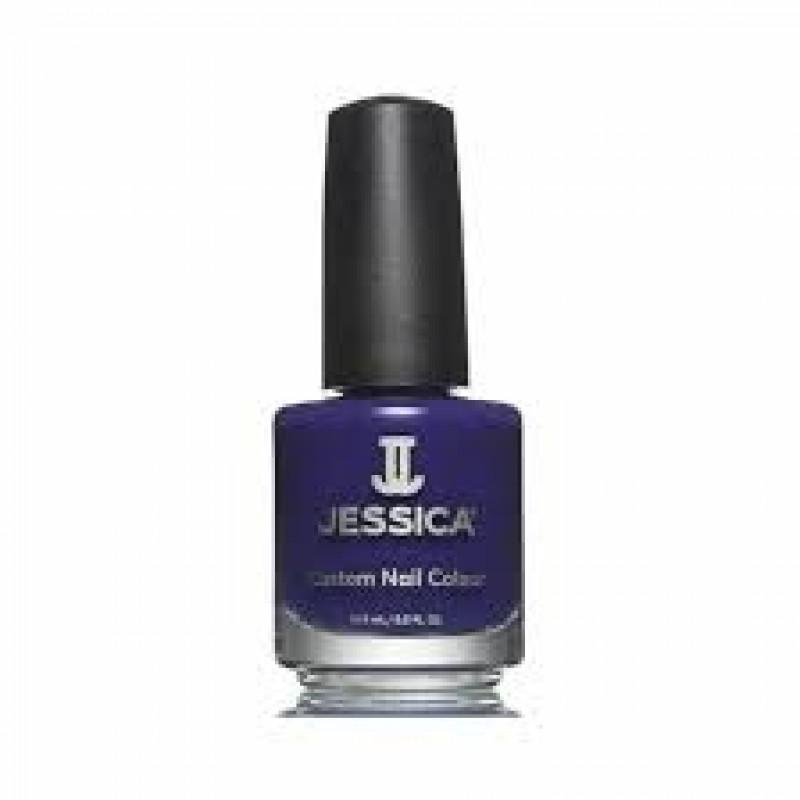 Βερνίκι Νυχιών Απλό - Μανό Jessica Blue Harlem 897 15ml