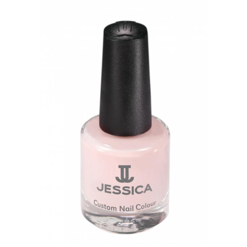 Βερνίκι Νυχιών Απλό - Μανό Jessica Barely Blush 769 15ml