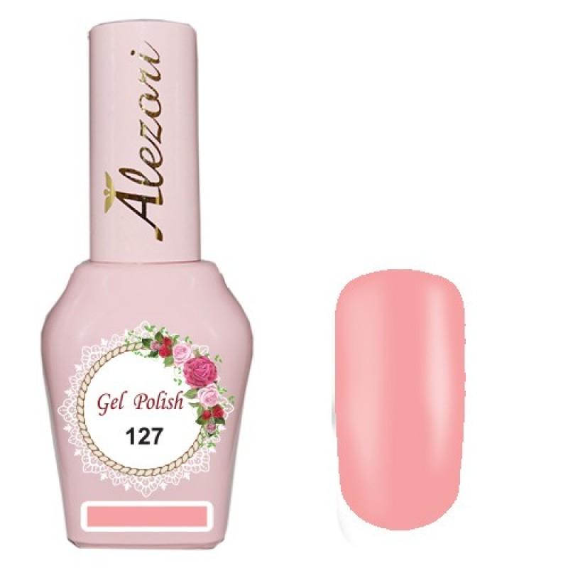 Ημιμόνιμο βερνίκι Νυχιών  Alezori Gel polish №127 15ml.