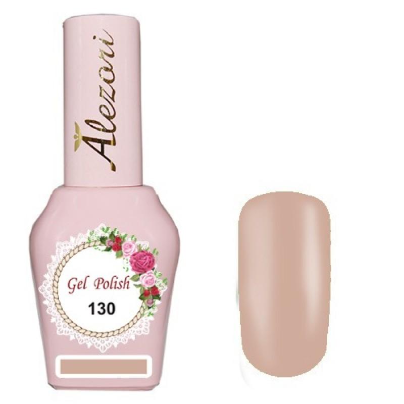 Ημιμόνιμο βερνίκι Νυχιών  Alezori Gel polish №130 15ml.
