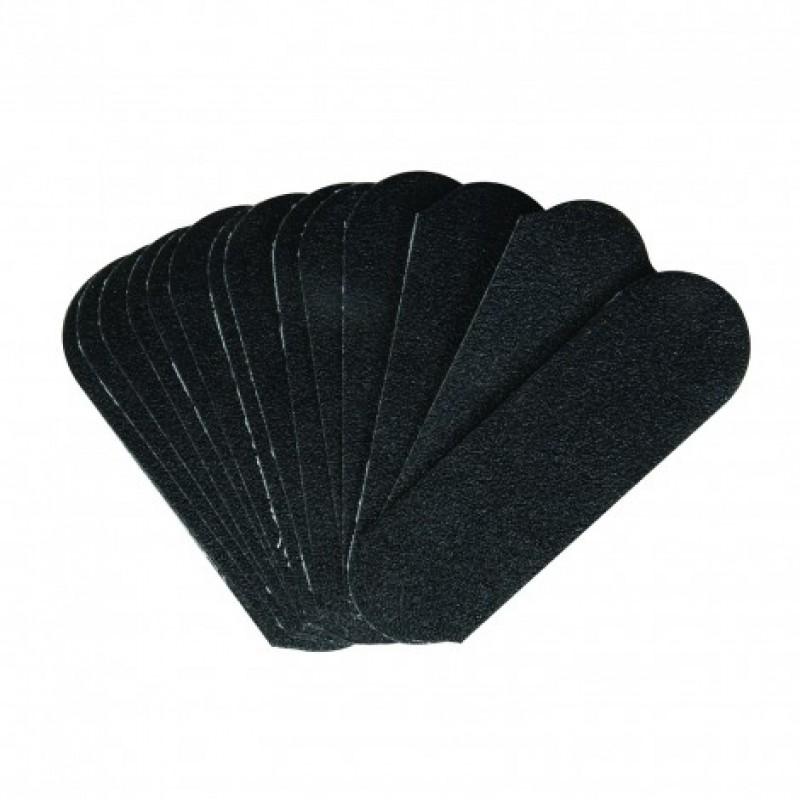 Ανταλλακτικά ράσπας Cuccio 60 grit Μαύρα (50 τμχ)
