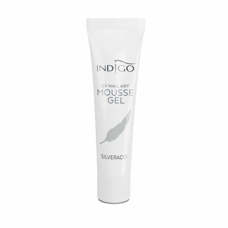 Indigo Mousse gel Silverado 4ml