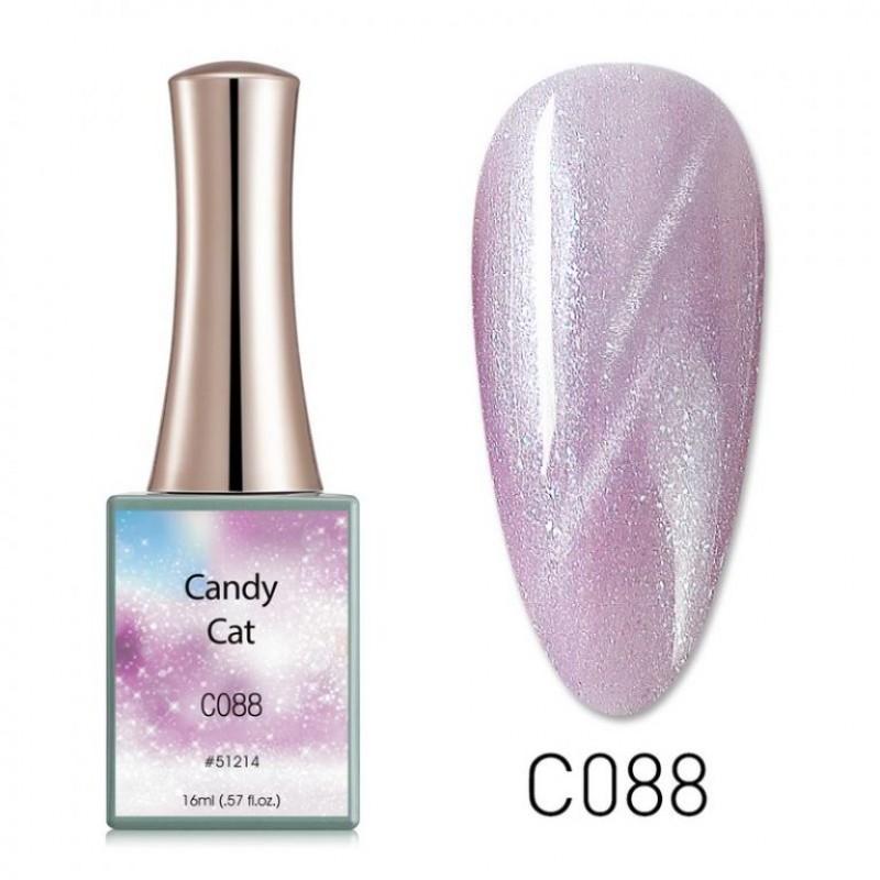 Ημιμόνιμο Βερνίκι Νυχιών - Μανό Canni Candy Cat –C88 16ml