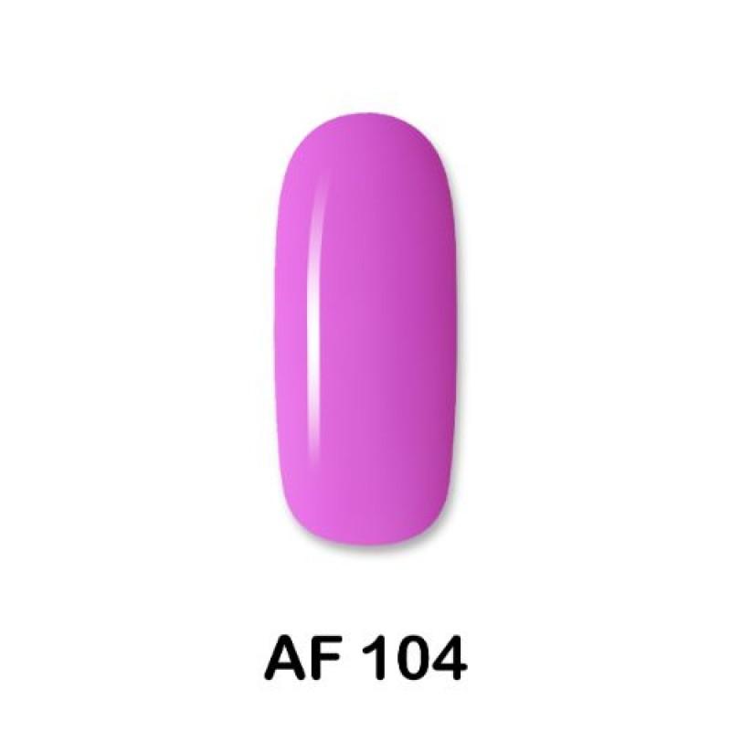Ημιμόνιμο Βερνίκι Νυχιών Aloha AF104 Mauve Amethyste 15ml