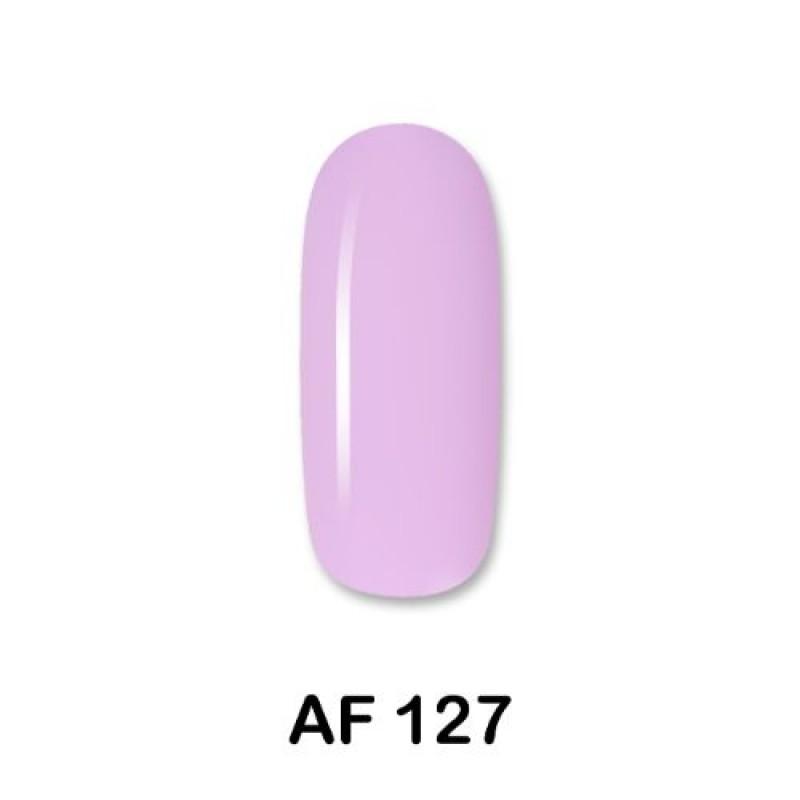 Ημιμόνιμο Βερνίκι Νυχιών- Μανό Aloha AF127 Rose Pink 15ml