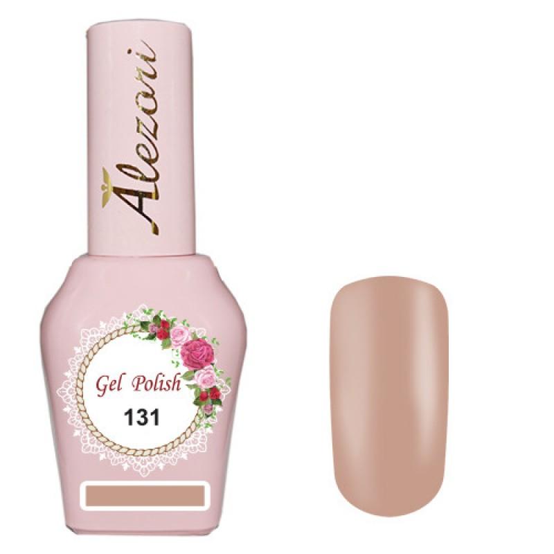Ημιμόνιμο βερνίκι Νυχιών - Μανό Alezori Gel polish №131 Nude 15ml