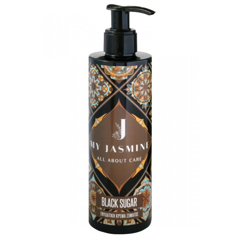 Ενυδατική Κρέμα My Jasmine Black Sugar  250ml
