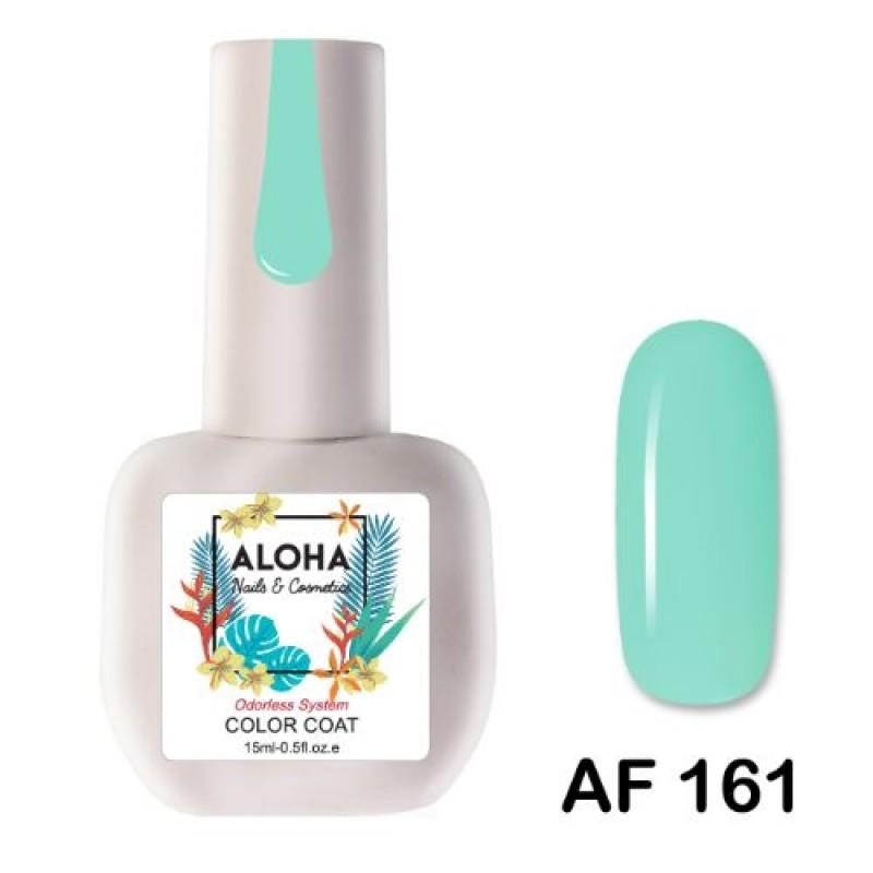 Ημιμόνιμο Βερνίκι Νυχιών- Μανό Aloha AF161 Veraman 15ml