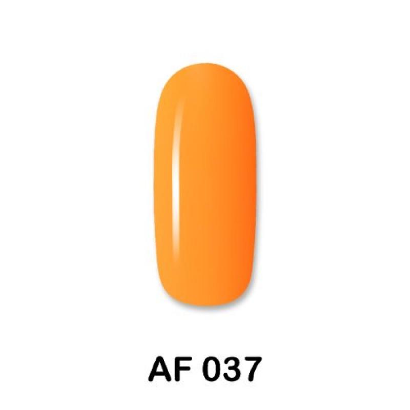 Ημιμόνιμο Βερνίκι Νυχιών- Μανό Aloha AF037 Orange Yellow 15ml