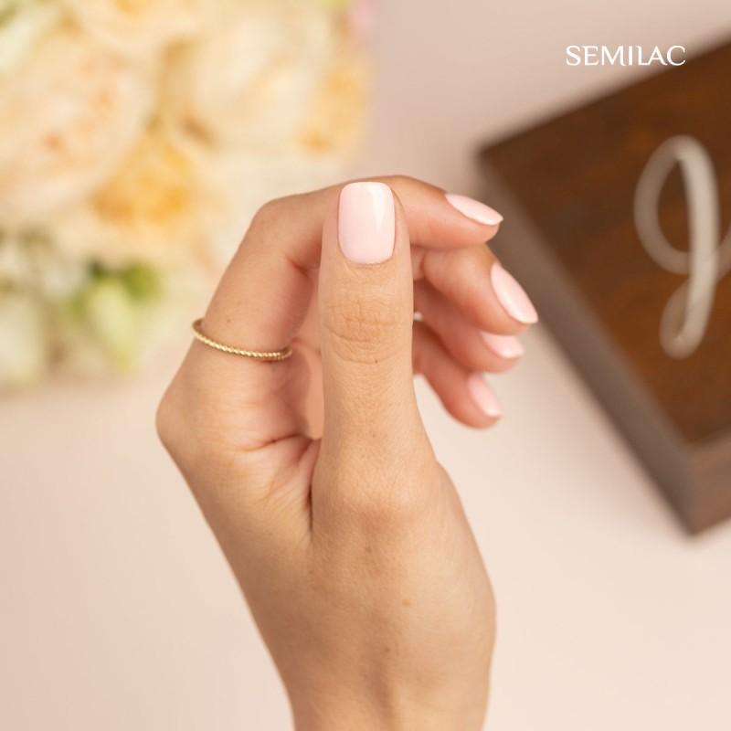 Semilac Ημιμόνιμο Βερνίκι Νυχιών 573 Your Weddinails 7ml