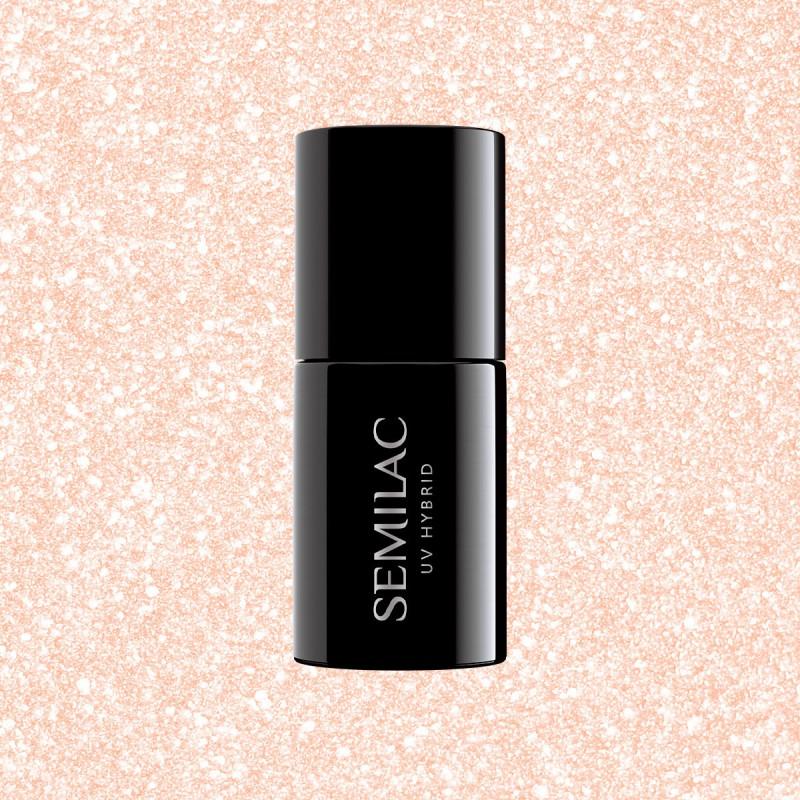 Semilac Ημιμόνιμο Βερνίκι Νυχιών 577 Shine Together 7ml
