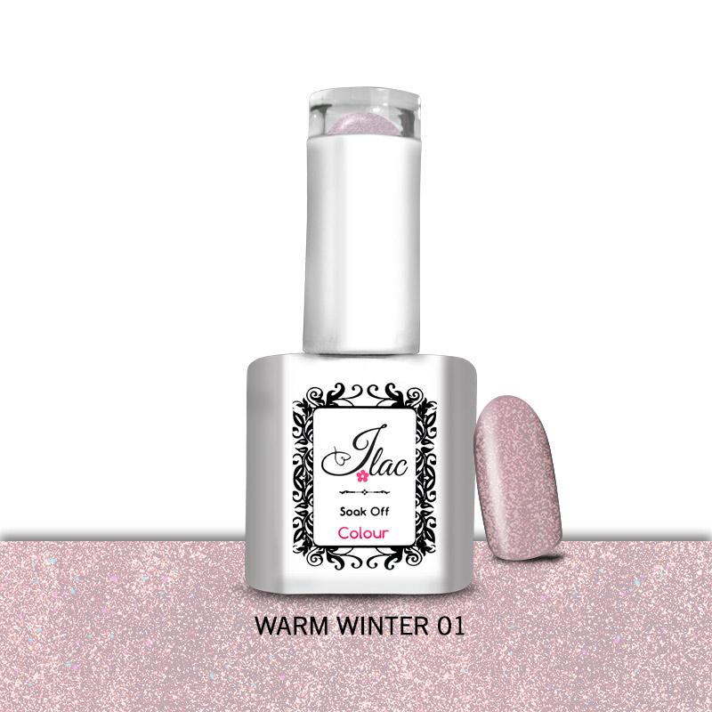 Ημιμόνιμο Βερνίκι Jlac Warm Winter 01