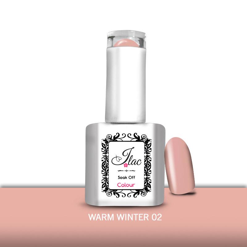 Ημιμόνιμο Βερνίκι Jlac Warm Winter 02