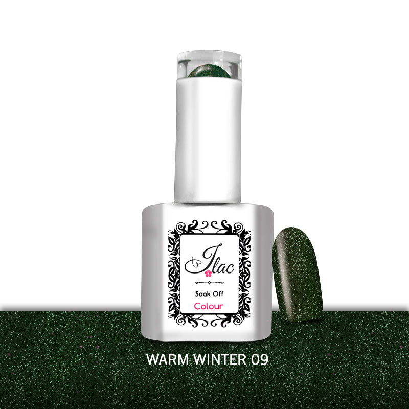Ημιμόνιμο Βερνίκι Jlac Warm Winter 09