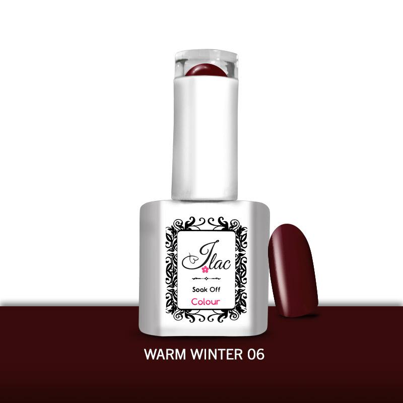 Ημιμόνιμο Βερνίκι Jlac Warm Winter 06