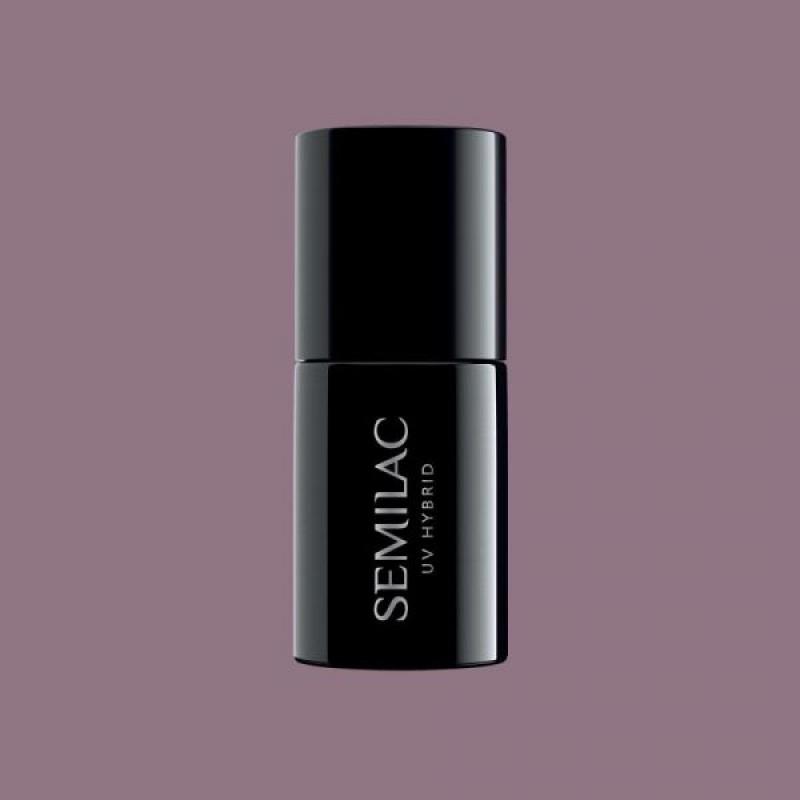 Semilac ENDLESS SUMMER 373 Ημιμόνιμο βερνίκι  MODERATE BURGUNDY 7ml