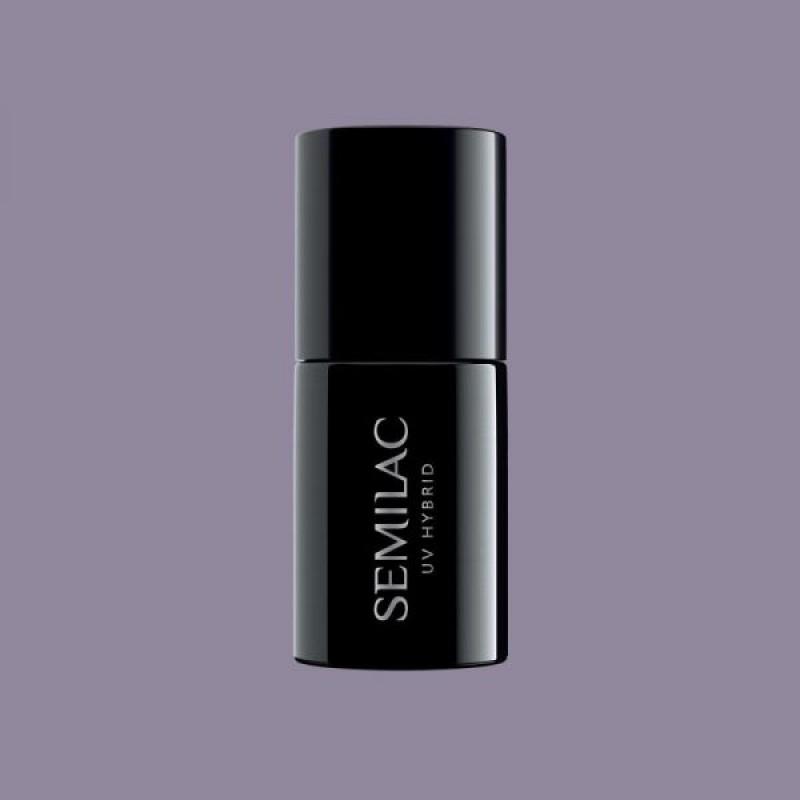 Semilac Endless Summer 374 Ημιμόνιμο Βερνίκι Dusty Purple 7ml