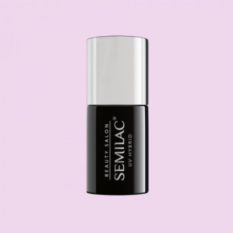 Ημιμόνιμο Βερνίκι Νυχιών- Μανό Semilac H120 Milky Pink 7ml