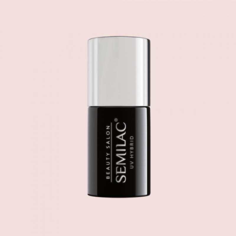 Ημιμόνιμο Βερνίκι Νυχιών - Μανό Semilac Beauty Salon H207 Peach Beige 7ml