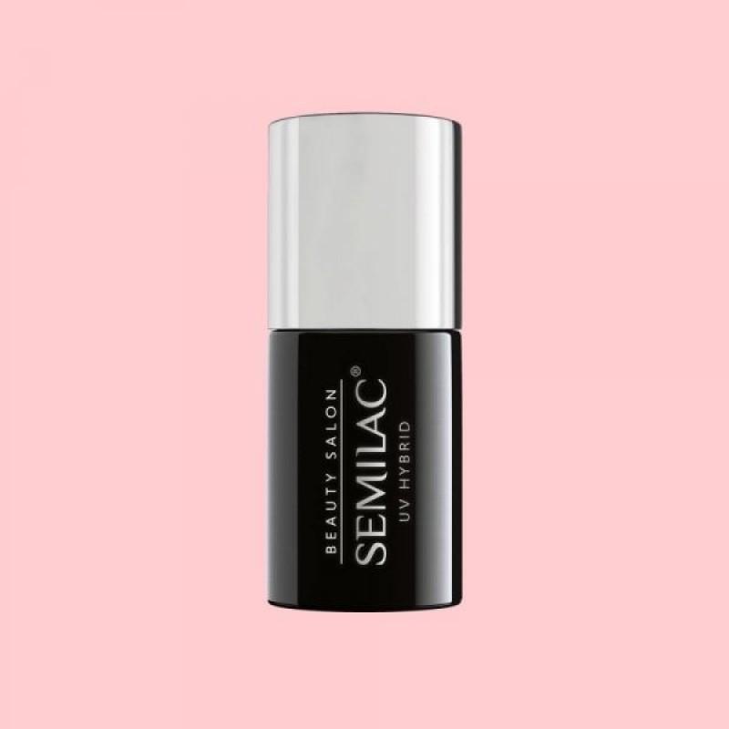 Ημιμόνιμο Βερνίκι Νυχιών - Μανό Semilac Beauty Salon H001 Milky Pink 7ml