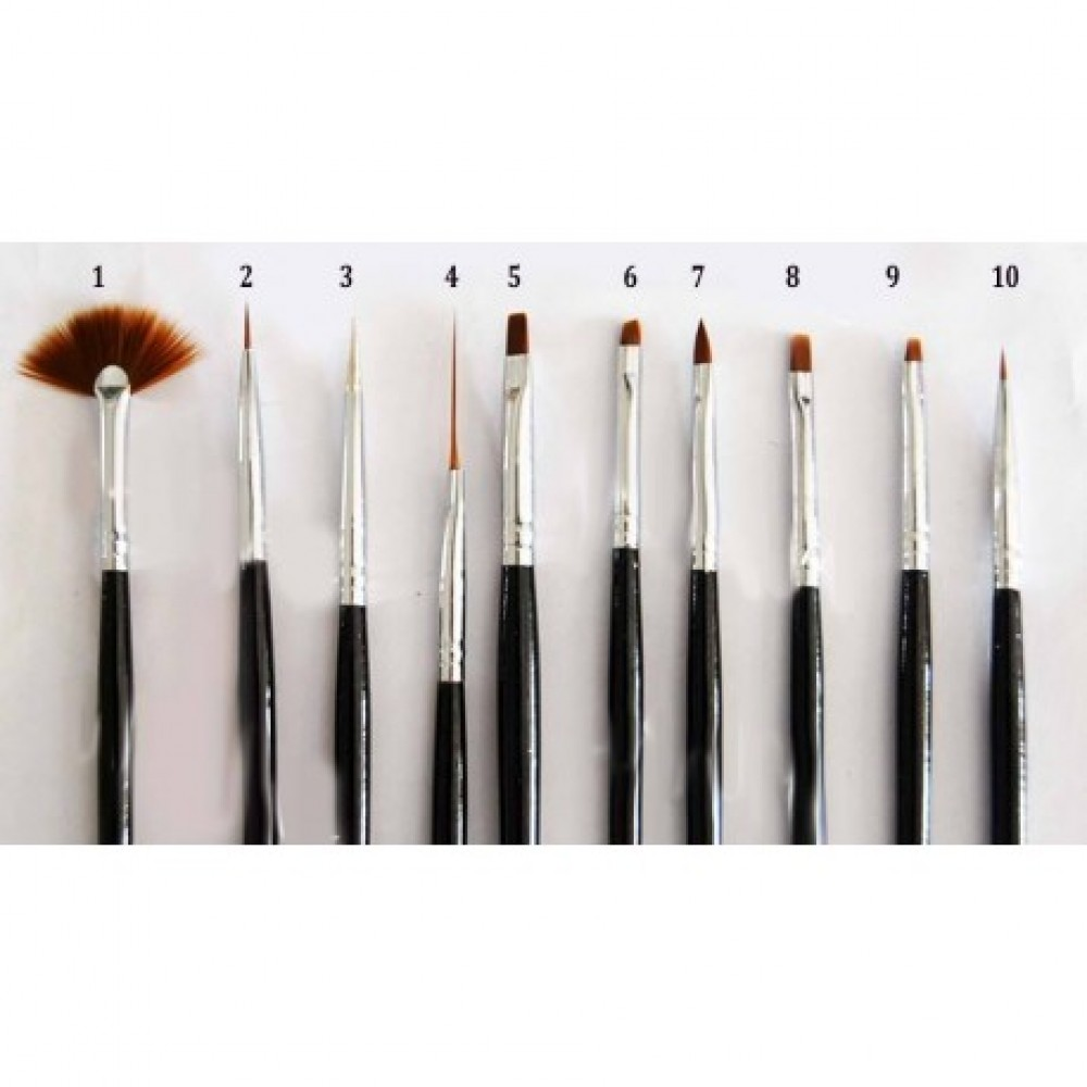 Nail art brush BI71