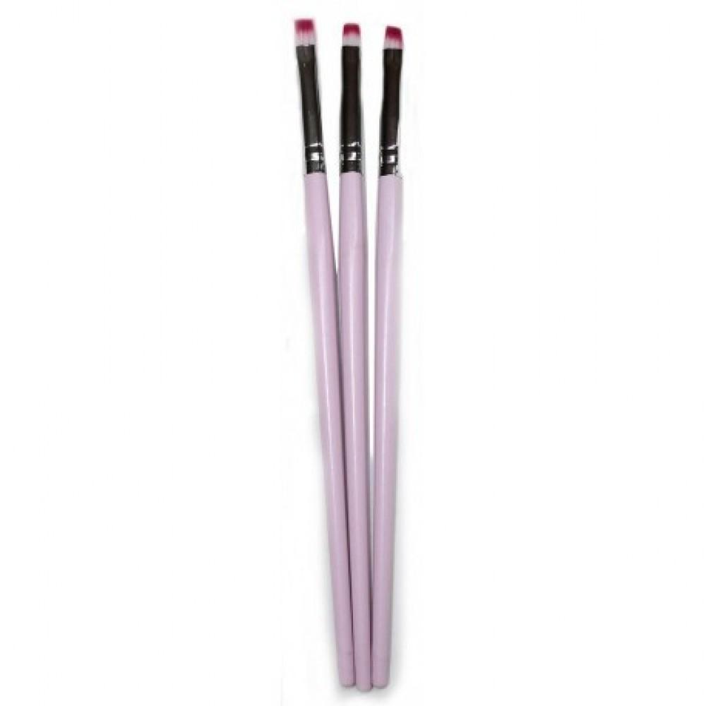 SET 3 brushes