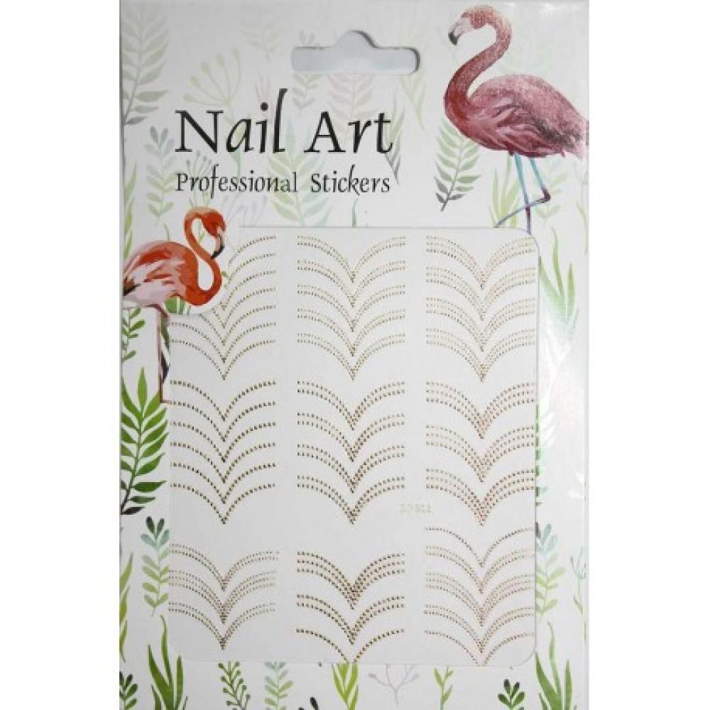 Nail sticker DPG