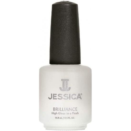 Jessica Brilliance  Top Coat 14.8ml