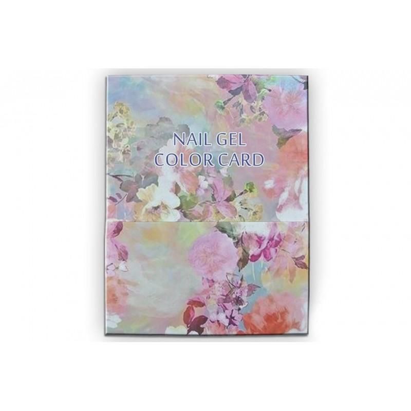 J.K COLOR BOOK PINK GARDEN 120 (210060)